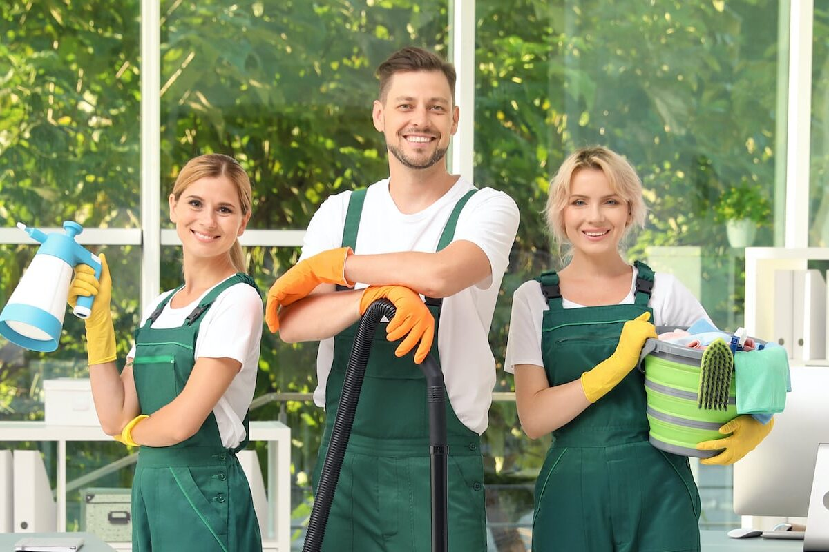 mayfield commercial cleaning