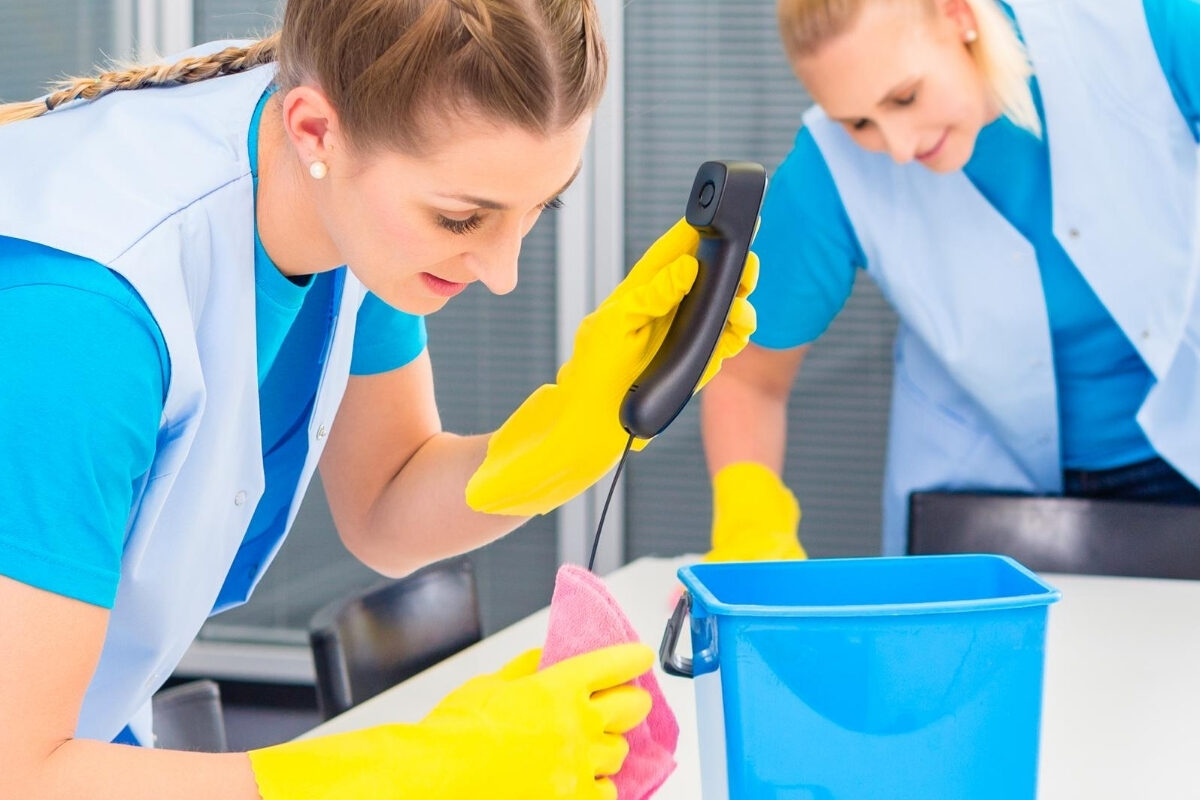 Cardiff Commercial Cleaning