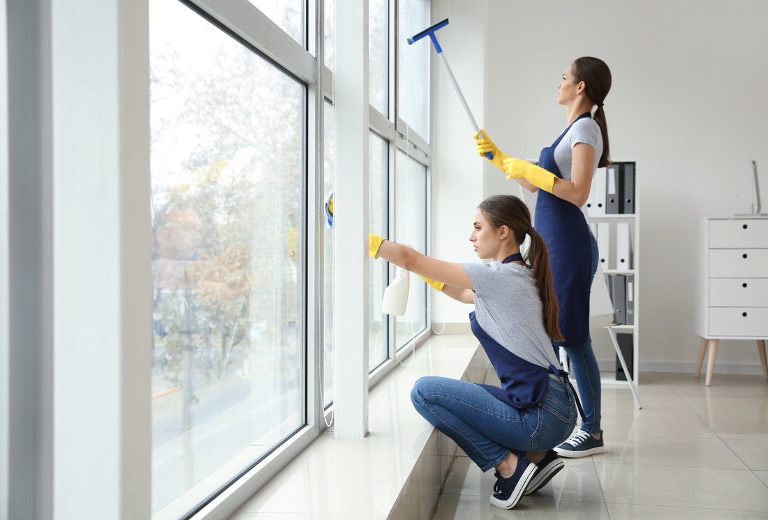 Home - Commercial Cleaning Service