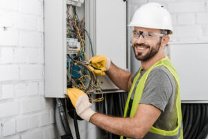 Facilities Maintenance Electrician
